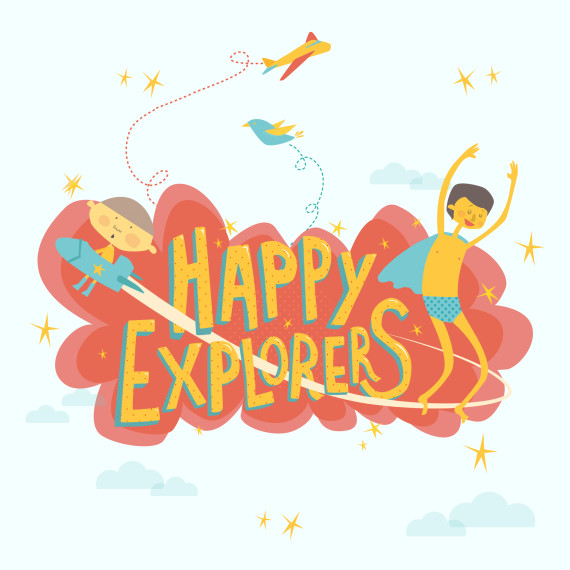 happy expolorers